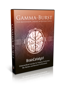 Binaural Beats Meditation - Gamma Burst