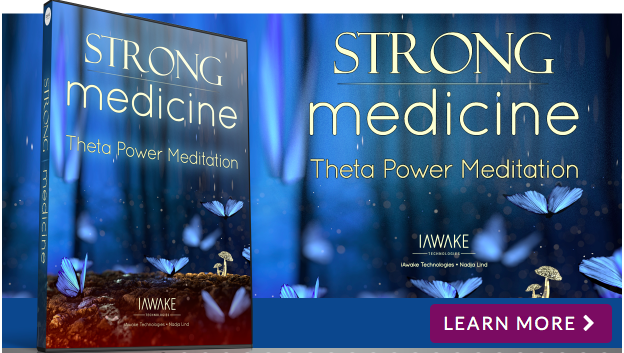 Theta Binaural Beats - Strong Medicine