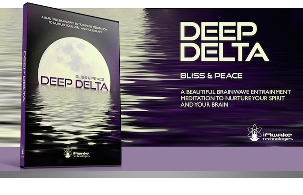Binaural Beats Meditation - Deep Delta Sleep Waves